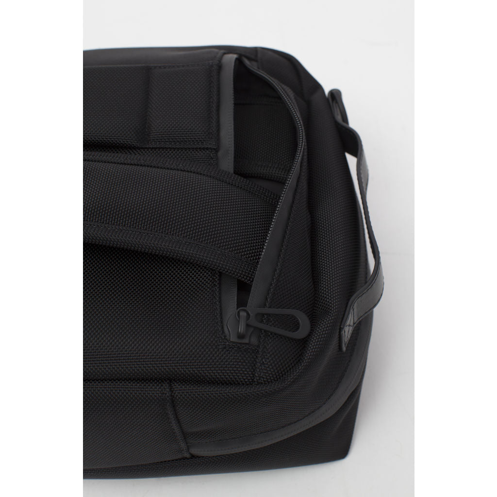 Cote&Ciel Garonne Briefcase Bag | Ballistic Black 28781