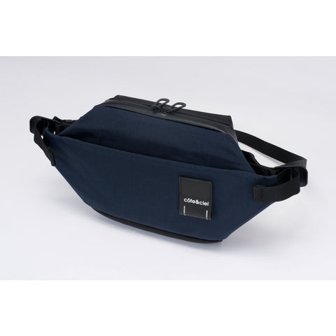 Cote & Ciel Isarau Small Sling Bag | Frost Blue