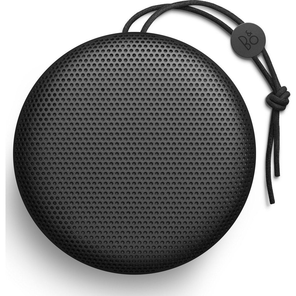 Bang & Olufsen BeoPlay A1 Portable Bluetooth Speaker | Black/Seasonal