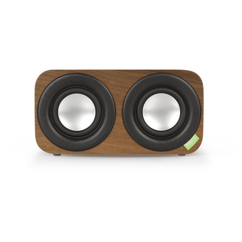 Vers Audio 2Q Bluetooth v4.0 Sound System | Walnut 2Q303