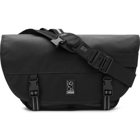 Chrome Mini Metro Messenger Bag | Black/Black/Black BG-001