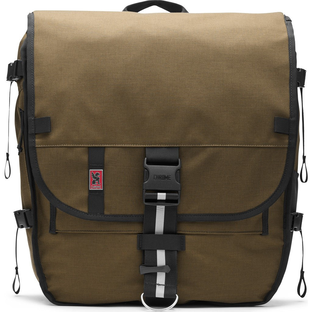 Chrome WARSAW 2.0 Messenger Backpack | Ranger BG-161
