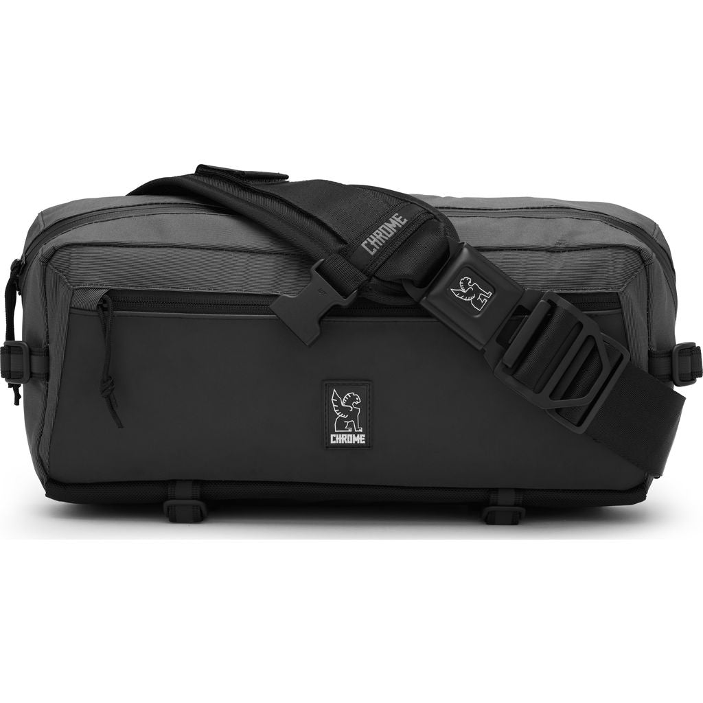 Chrome Kadet Welterweight Messenger Bag | Charcoal Black BG-223