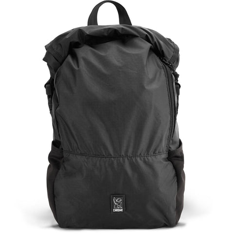 Chrome Packable Daypack | Black