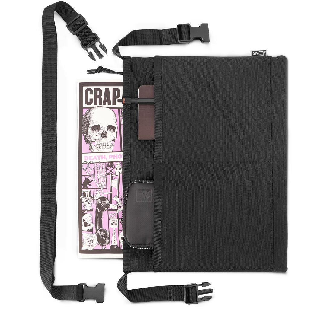 Chrome Mini Shoulder Bag MD | Black