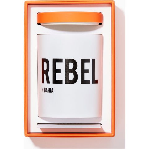 Nomad Noe Rebel in Bahia Candle | Neroli & Incense