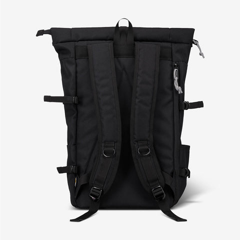 Ghost Outdoors The Ultimate Rucksack Backpack | Black