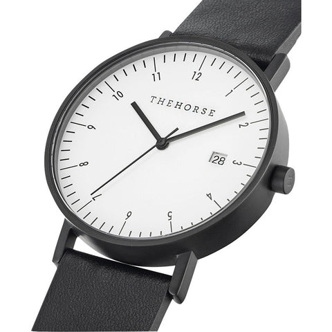 The Horse D Series Black Watch | Black D2
