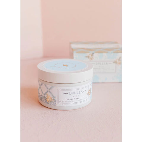 Lollia Whipped Body Butter | Wish