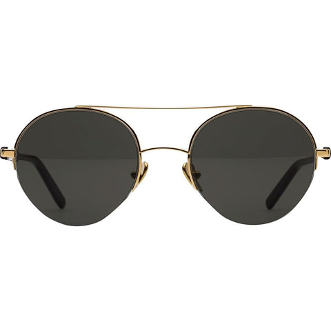 RetroSuperFuture Cooper Sunglasses | Black Gold