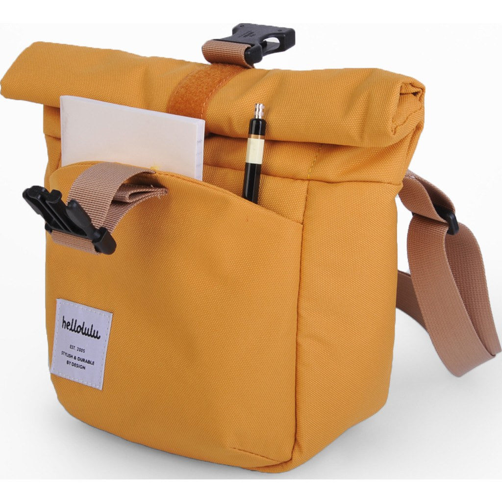 Hellolulu Matt Mini Camera Bag | Yellow HLL-30020-YLW