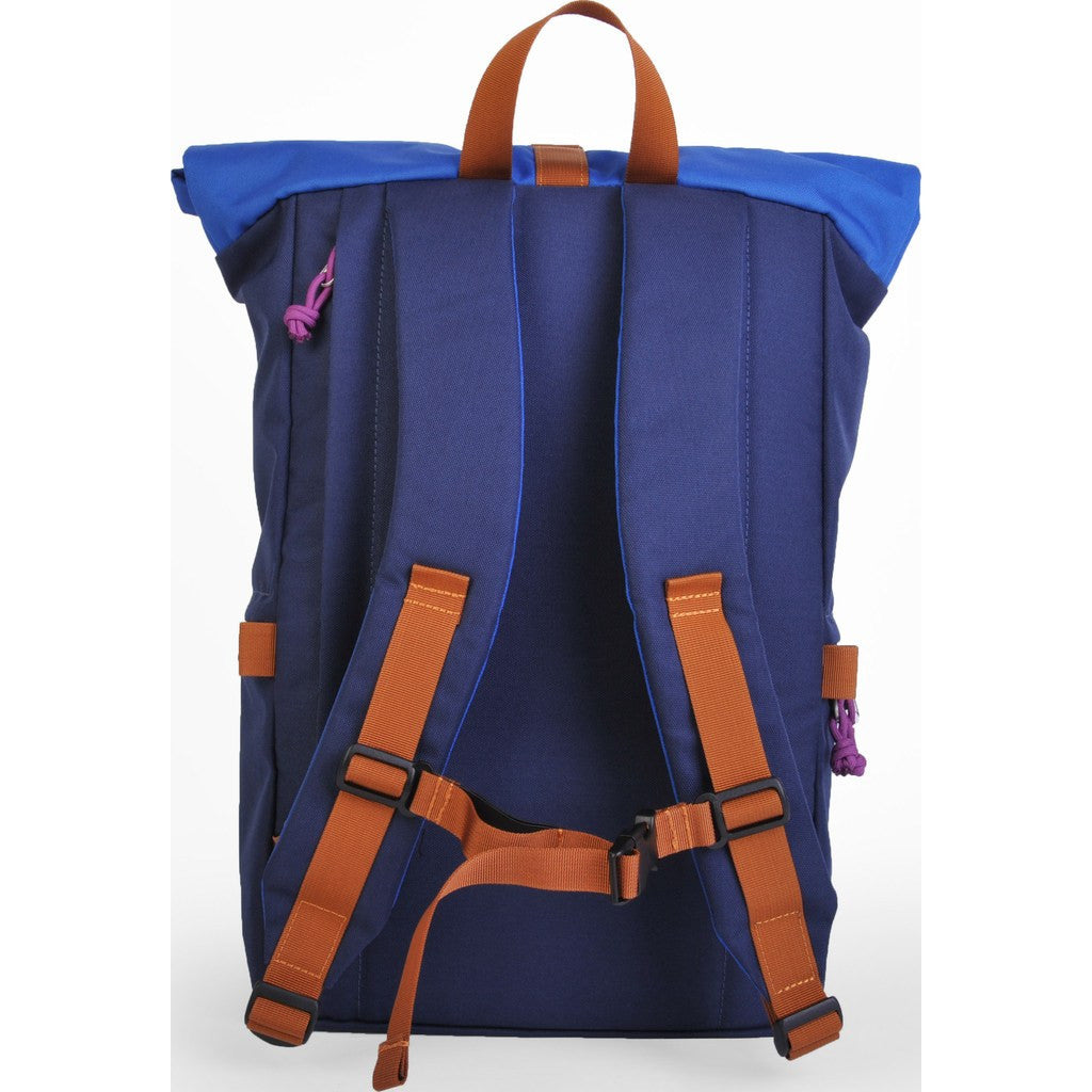 Hellolulu Polar Camera Rolltop Backpack | Navy/Blue HLL-30022-NBL