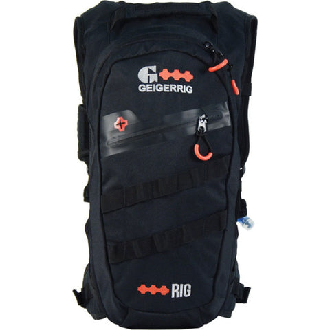 Geigerrig Rig 300M Hydration Backpack | Black