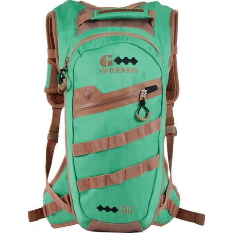 Geigerrig Rig 300M Hydration Backpack | Spearmint/Tan