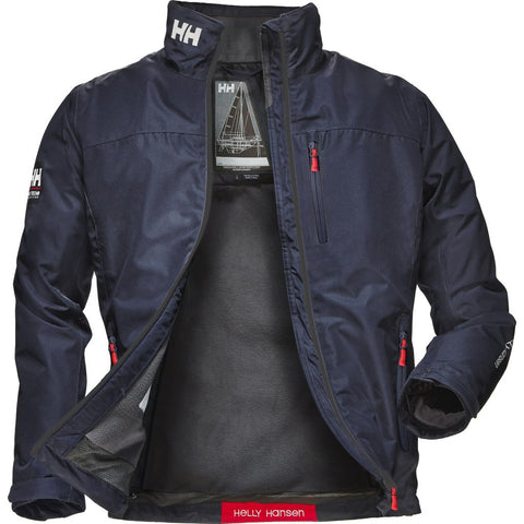 Helly Hansen Men's Crew Midlayer Jacket | Navy