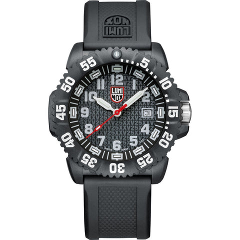 Luminox Sea Navy Seal Colormark 25th Anniversary Edition 3051 Watch | 44mm