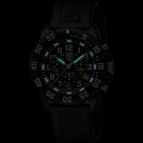 Luminox Sea Navy Seal Colormark Chronograph 3081 Watch | 44mm