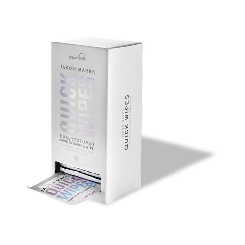 Jason Markk Quick Wipes | 30 Pack 0417