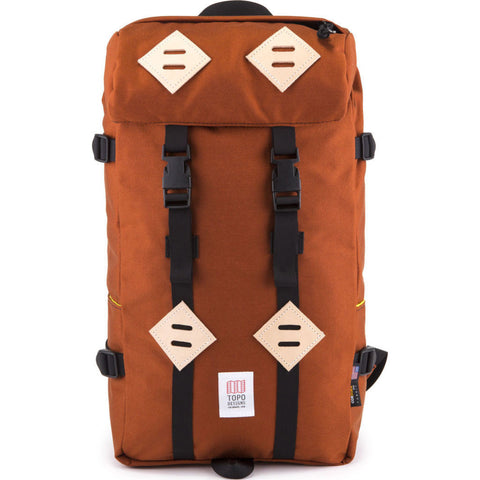 Topo Designs Klettersack 22L Backpack | Clay TDKSF17CL