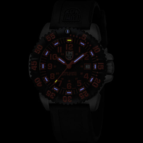 Luminox Sea Navy Seal Colormark 3165 Watch | 44mm