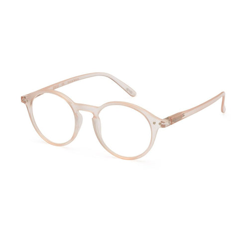 Izipizi Screen Glasses D-Frame | Rose Quartz
