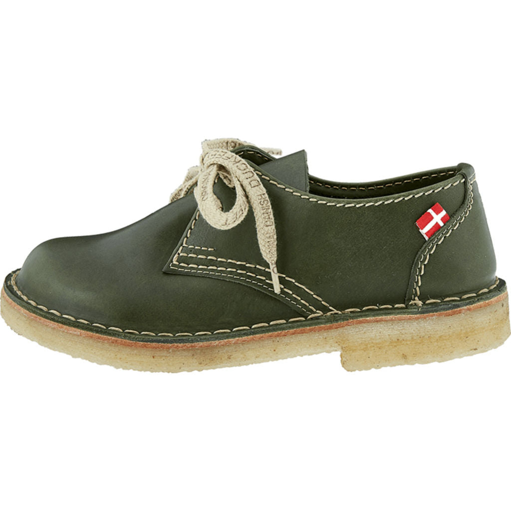 Duckfeet Jylland Shoes in Green