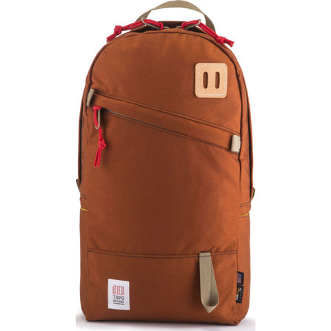 Topo Designs Daypack Backpack | Clay TDDPF17CL