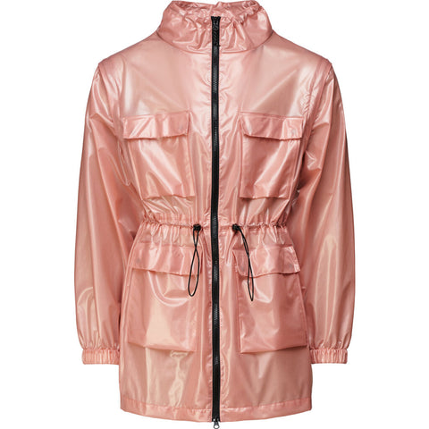RAINS Ultralight Zip Off Parka Raincoat