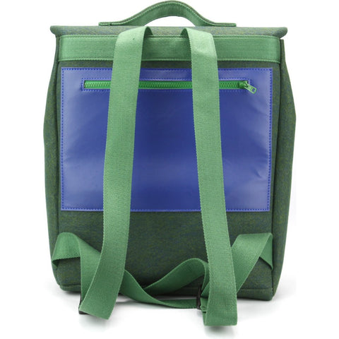 M.R.K.T. Carter Backpack | Midnight Green/Navy Blue 347041D