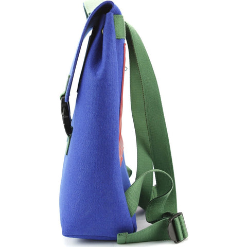M.R.K.T. Carter Backpack | Ultramarine/Big Red 347051D