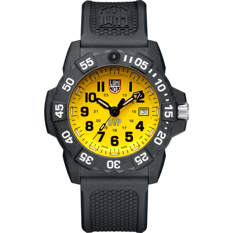 Luminox Scott Cassell Automatic UVP Set 3505 Watch | 45mm- 3505.SC.SET