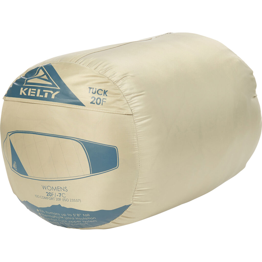 Kelty Women's Tuck 20 Degree Thermapro Ultra Sleeping Bag | Regular