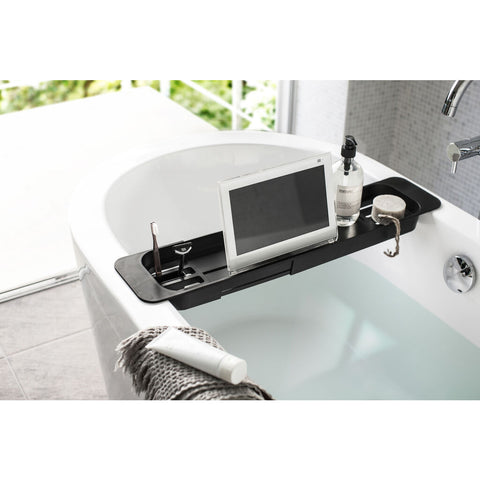 Yamazaki Tower Expandable Bathtub Caddy