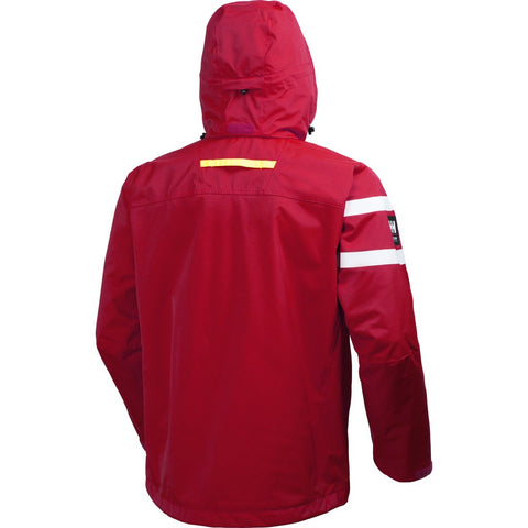 Helly Hansen Men's Salt Power Jacket | Red Size S 36278_162-S