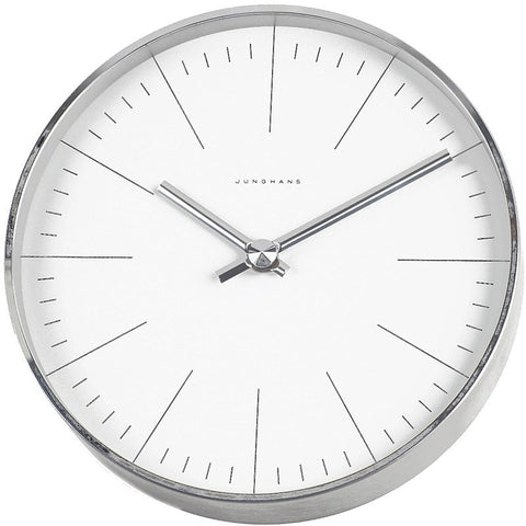 Junghans Max Bill Wall Clock | Index