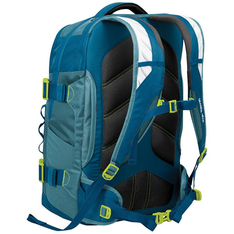 Granite Gear Cross Trek 36L Backpack | Bleumine/Blue Frost/Neolime