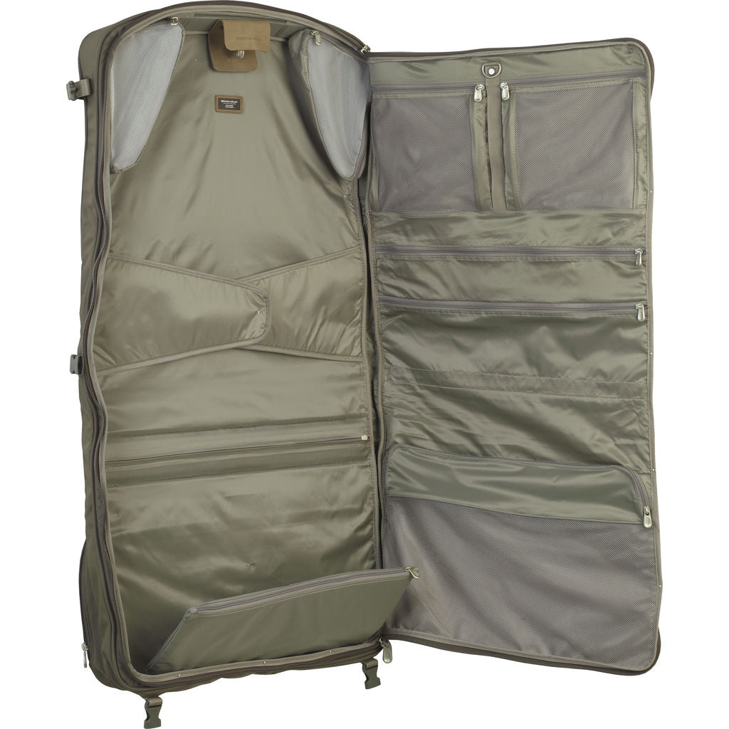 Briggs & Riley Compact Garment Bag | Olive- 375