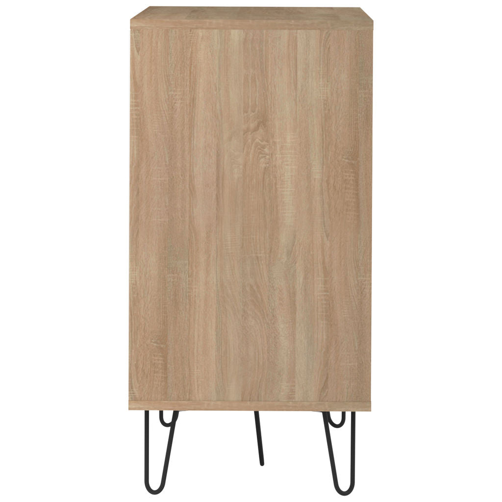 Symbiosis Aero Sideboard | Natural Oak / White