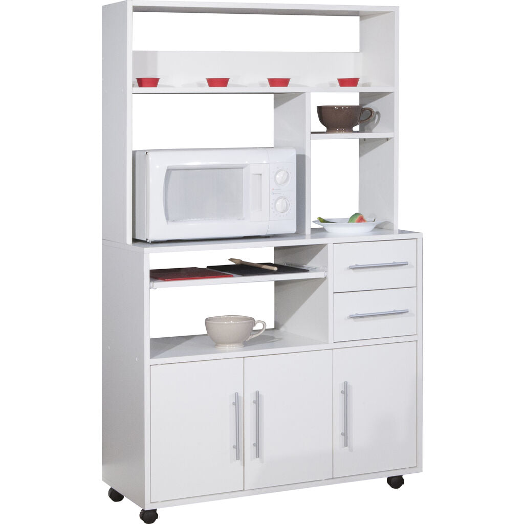 Temahome Cesar High Microwave Cart
