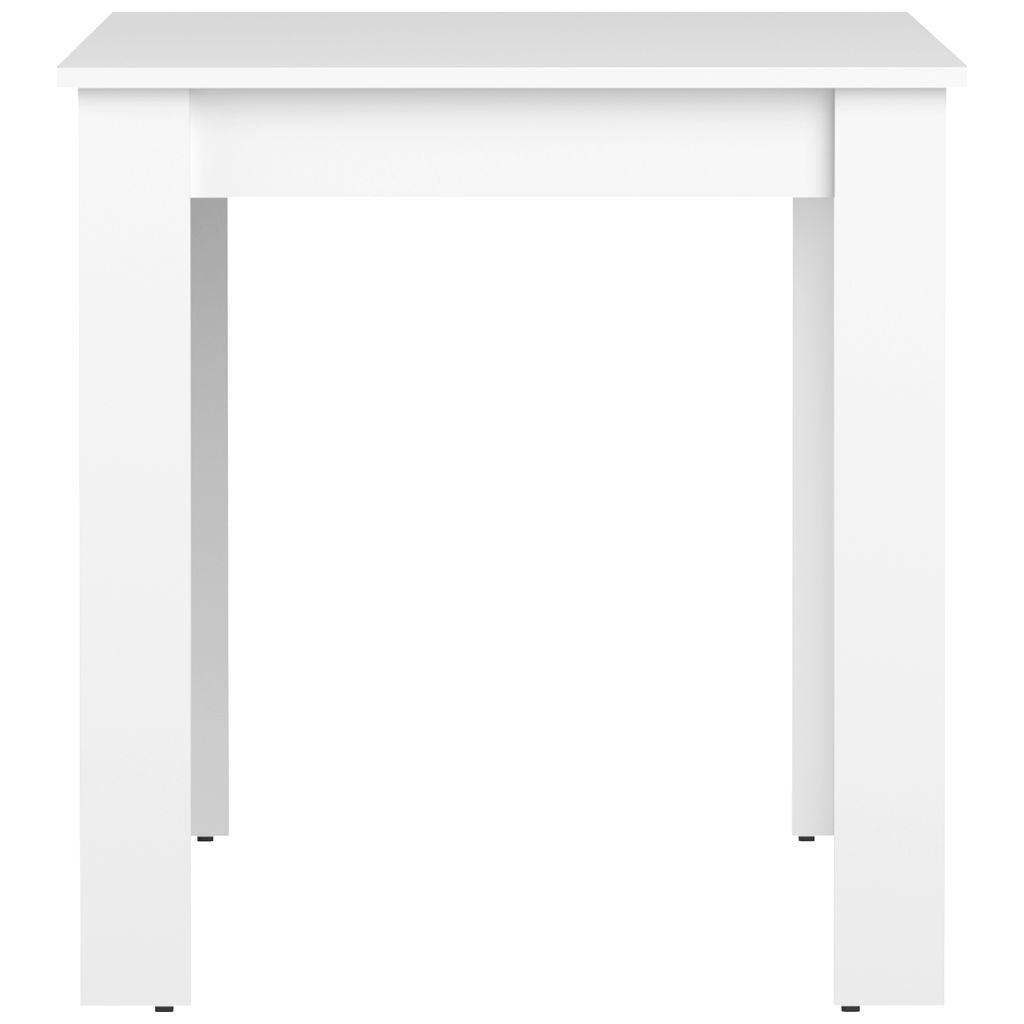 Symbiosis Nice Dining Table | White