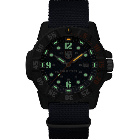 Luminox Master Carbon Seal Limited Edition 3803.C Watch | 46mm