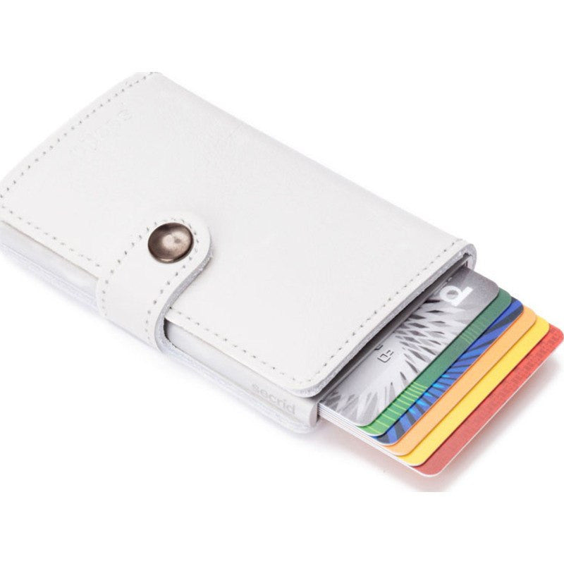 Secrid Mini Wallet Original | White