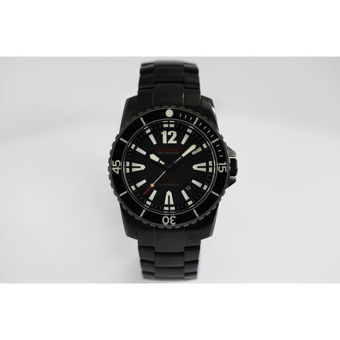 Lum-Tec 300M-2XL Diving Watch | Black 300M Series