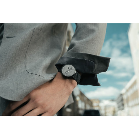 Greyhours Vision Limited Edition Watch | Grey/Sand