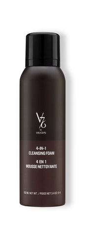 V76 4-in-1 Cleansing Foam | 3.4 fl oz.