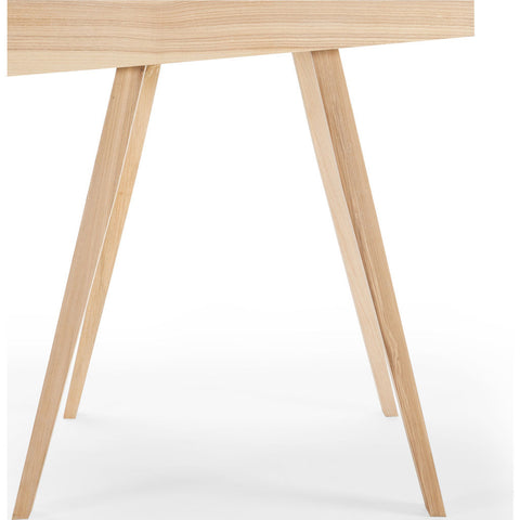 EMKO 4.9 Desk w/ 1 Drawer | Lithuanian Ash-4.9SVAR