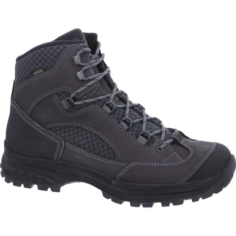 HanWag Banks II Wide GTX Boot | Asphalt/Black Size 13 H23107-64012