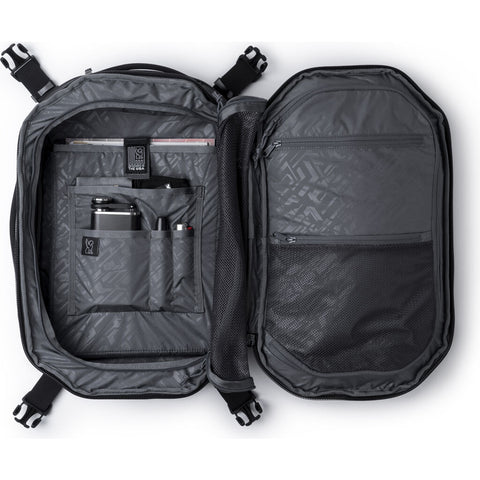 Chrome Summoner Backpack | 32L Black BG-264-BK-NA