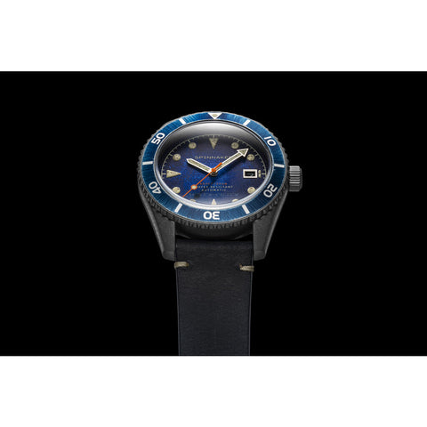 Spinnaker Wreck SP-5089-02 Automatic Watch | Blue/Black