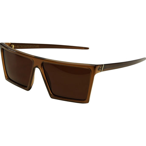 RetroSuperFuture W Sunglasses | Crystal Brown 421